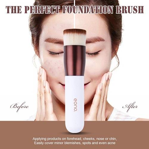 Brocha para maquillaje líquido Eono