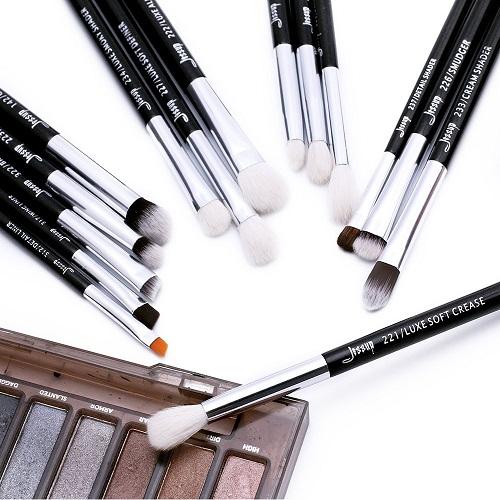 Jessup: kit de brochas de maquillaje