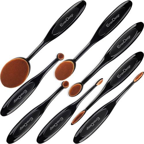 Kit de brochas para maquillaje EmaxDesign