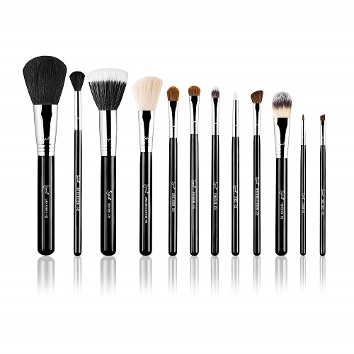 Set de brochas para maquillaje Sigma Essential Kit