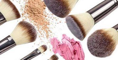 Brochas de maquillaje baratas