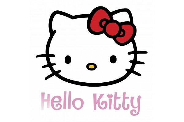 brochas de hello kitty