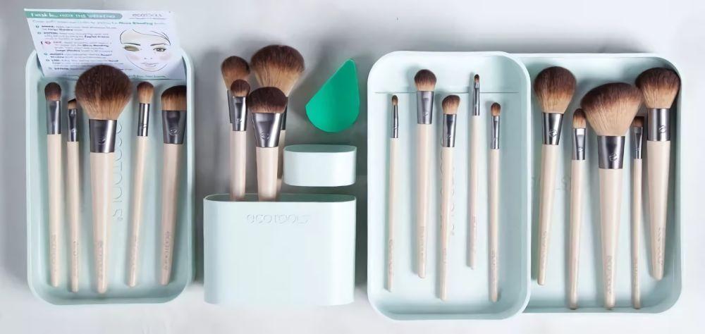 brochas maquillaje ecotools