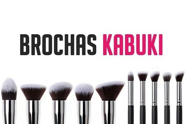Brochas kabuki