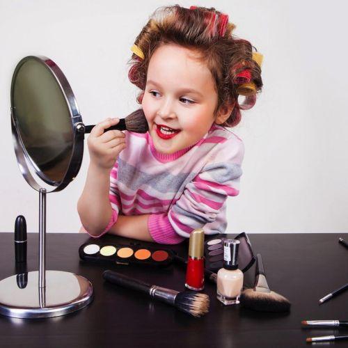 estuches de maquillaje para niñas