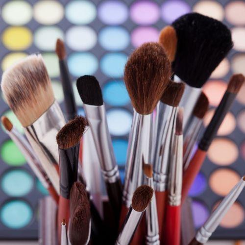 sets de brochas de maquillaje